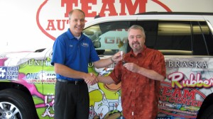 Kurtz wins United Way Duck Dash grand prize