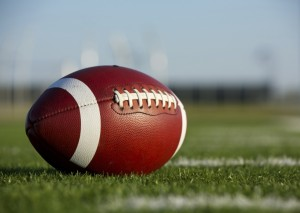 Friday's area high school football scores
