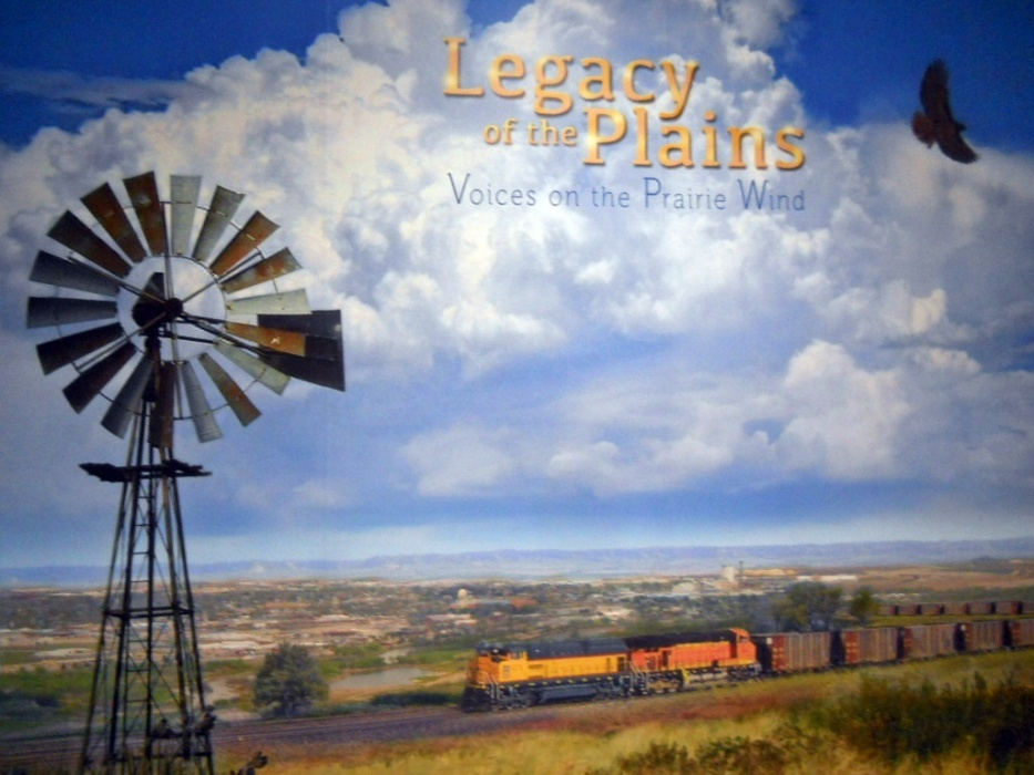 Legacy of the Plains part of Smithsonian's