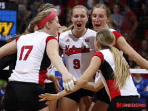 Huskers Rally for 3-1 Win Against Creighton