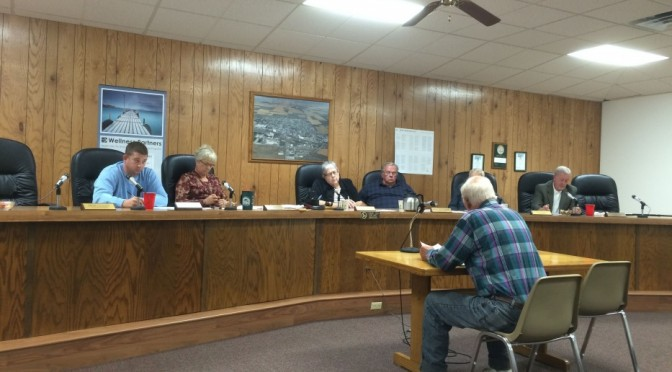 RRN/Cozad City Council. Orville Schmidt