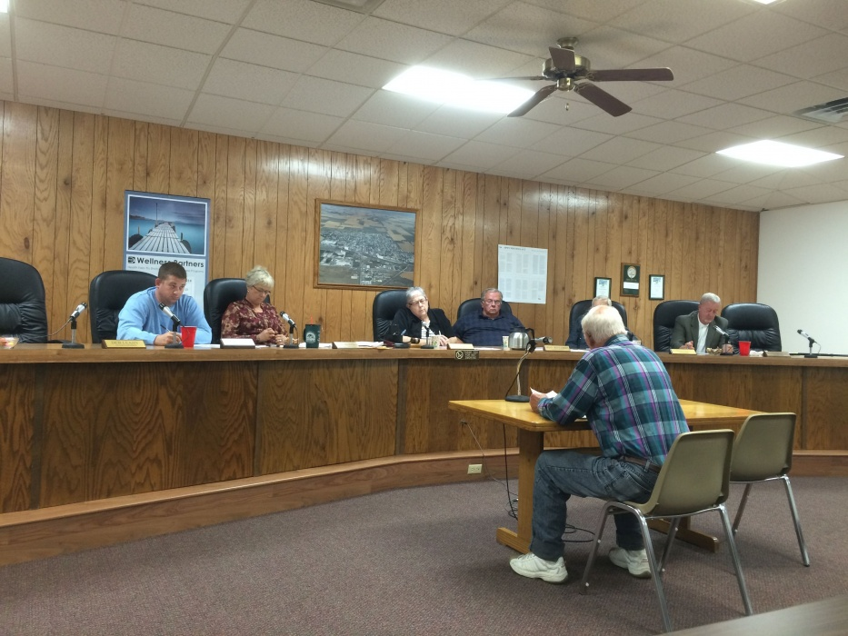 Cozad City Council challenged by CVFD