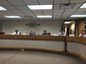 Lexington City Council approves roster update on the LVFD