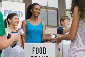 (VIDEO) Agriculture Secretary Sonny Perdue Kicks off the 2019 Feds Feed Families Nationwide Food Drive