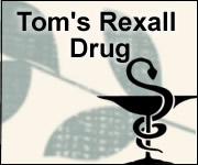 Tom's Rexall