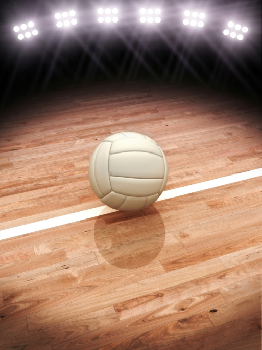 Mustang Men spikers win in five