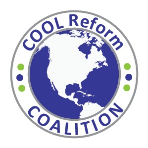COOL Reform Coaltion Asks Congress for Immediate Action