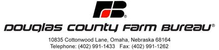 COURTESY_Douglas CO. Farm Bureau_Logo