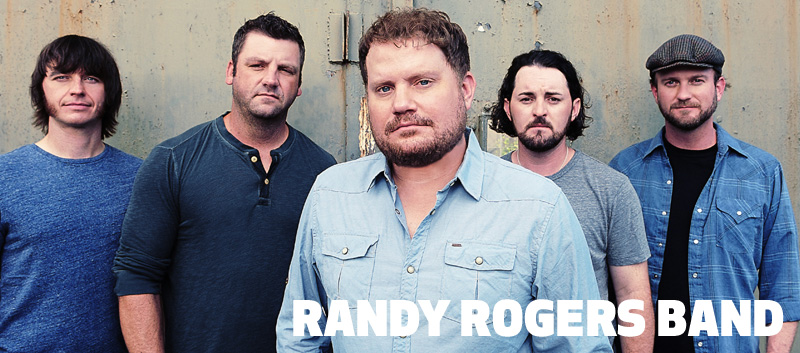 Randy Rogers Band to Headline Red Dirt On the River
