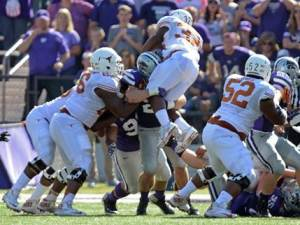 K-State Earns Win No. 500 in 23-0 Shutout of Texas