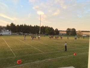 Eustis-Farnam runs through Alma