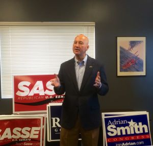 Cuming County Sheriff Endorses Ricketts For Governor