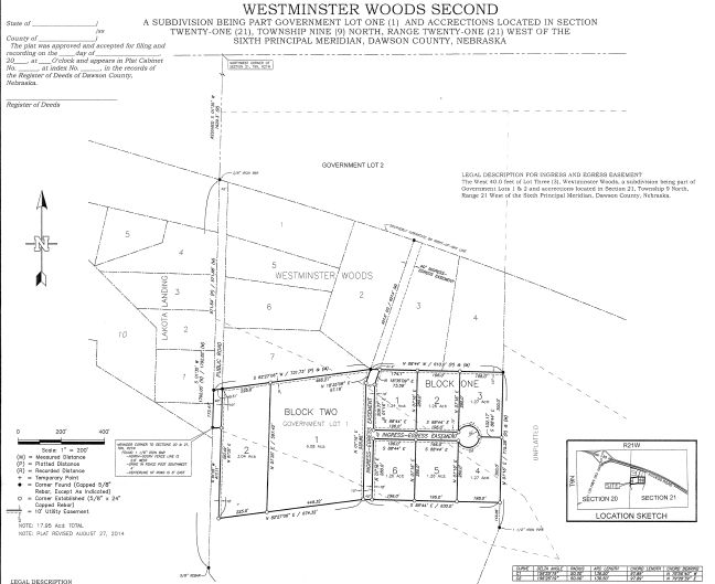 Lex Planning Commission approves Westminster Woods Second