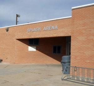 Plans under consideration to repair and renovate SPLASH Arena