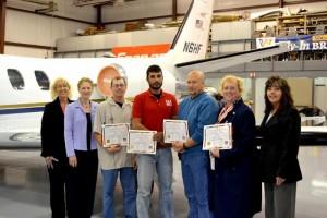 WNCC Aviation scholarships awarded