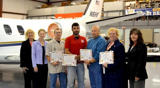 WNCC Aviation scholars