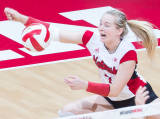 Huskers to face Big Ten newcomers