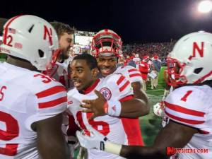 Big second half leads Huskers past Northwestern