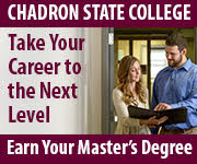 Chadron state college upgrades its website