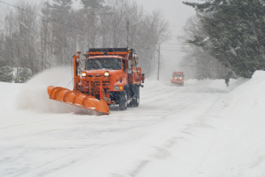 Several local communities declare snow emergencies