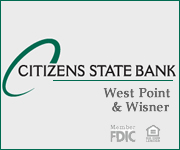 Citizens State Bank 180x150 display ad