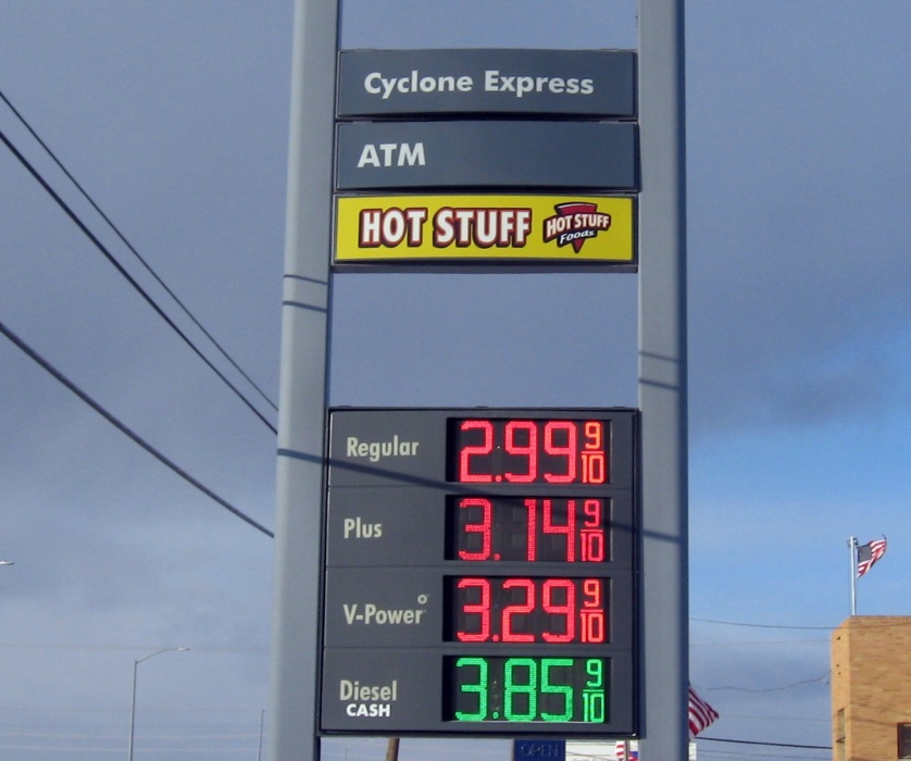 Big City Vs. Small Town Variation In Gas Prices