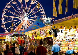 2014 Kansas State Fair Sees High Fairgoer Numbers