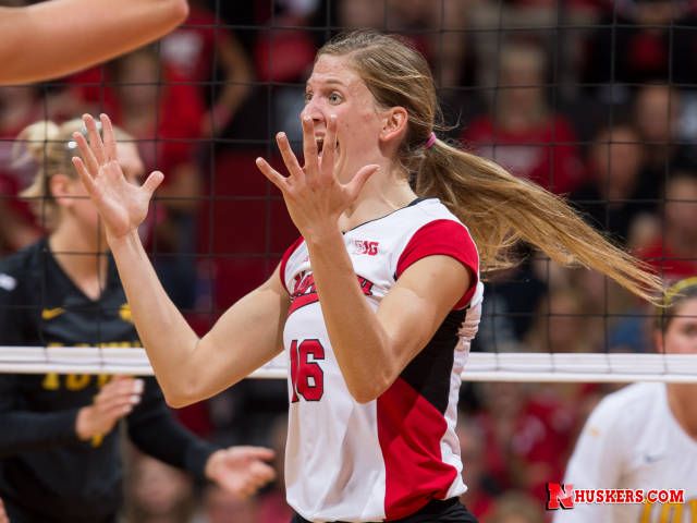Huskers To Honor Pollmiller