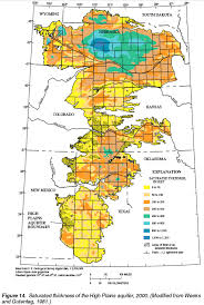 Nebraska Water Use Drops in 2014,  Aquifer Conditions Sustainable