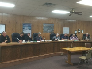 Cozad Mayor votes YES to CVFD