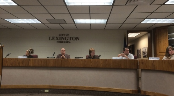 RRN/Lexington City Council