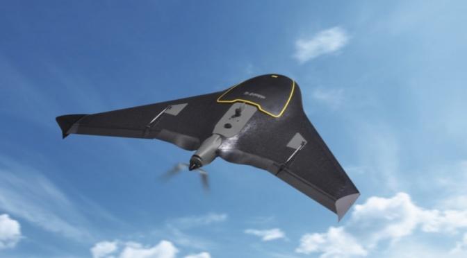Trimble UX5 Drone (Photo courtes