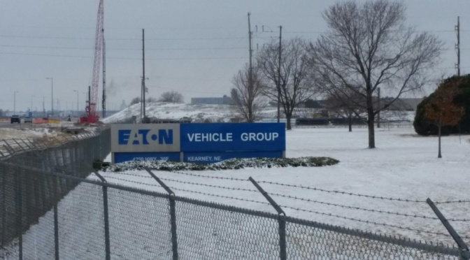 Courtesy/Trey Blomenkamp. Eaton in Kearney