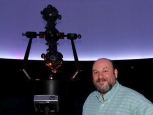 New astronomy major at UNK is one-of-a-kind in Nebraska