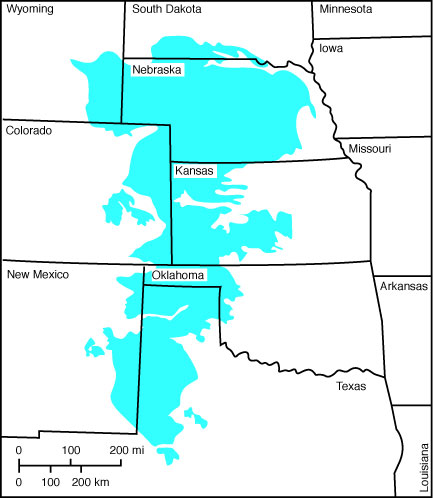 Study Shows Aquifers Contaminated by Natural Uranium
