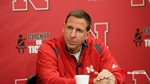Former Husker Coach Bo Pelini, Photo Courtesy NU Media Relations