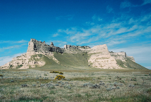 Scotts Bluff National monument large