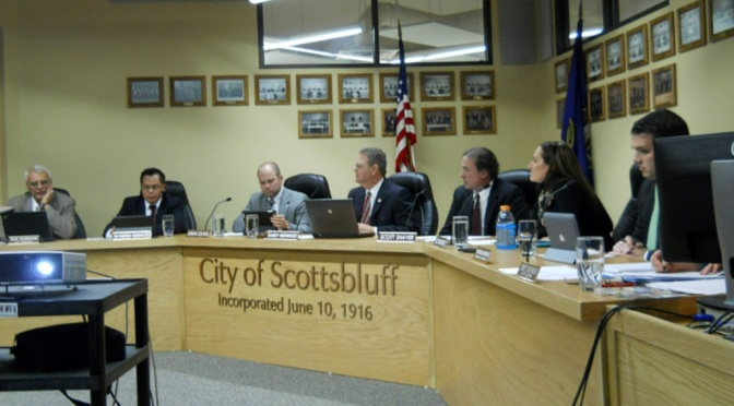 Scottsbluff City Council