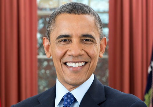 Barrack Obama (Official White House Photo)