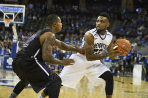 Creighton suspends basketball player