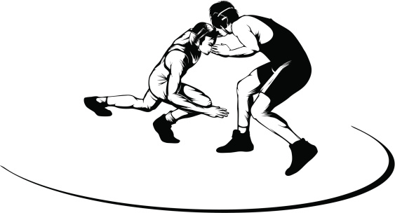 High School Wrestling Results from 2-2