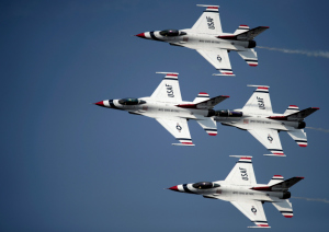 Air show at Offutt Air Force Base south of Omaha canceled