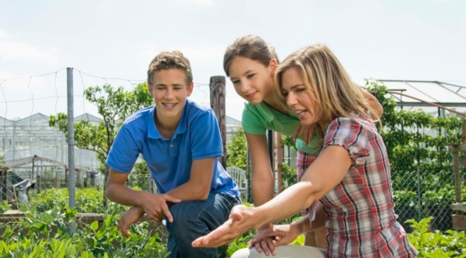 Thinkstock/Women In Agriculture/Istock