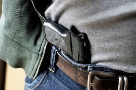 CONCEALED GUN