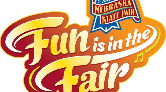 Courtesy/ Nebraska State Fair.  2015 theme.