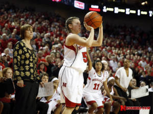 Huskers Survive Illini