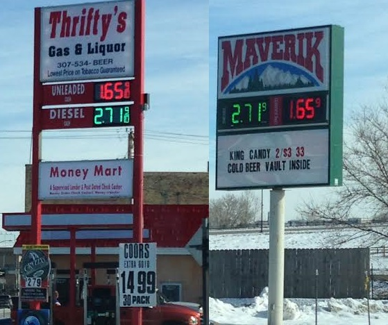 Torrington Gas Prices Among Lowest In Region