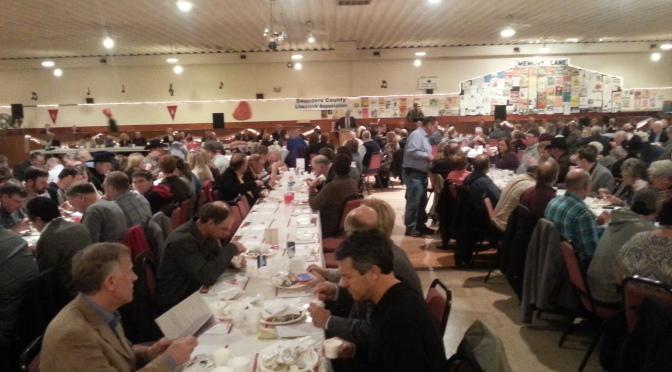 livestock banquet in Wahoo