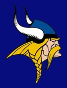 Bertrand vikings logo