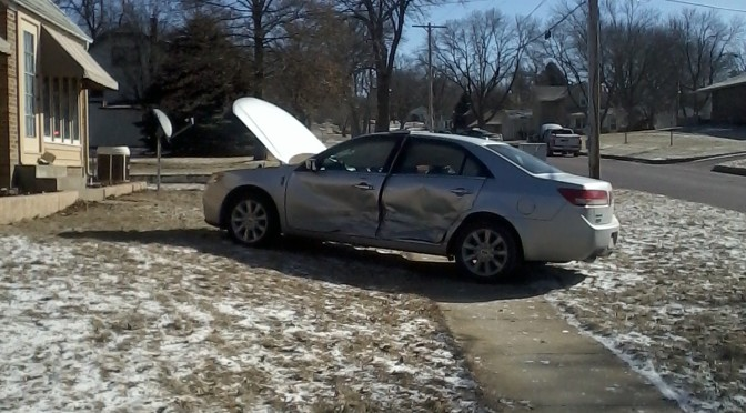 Friday Accident
